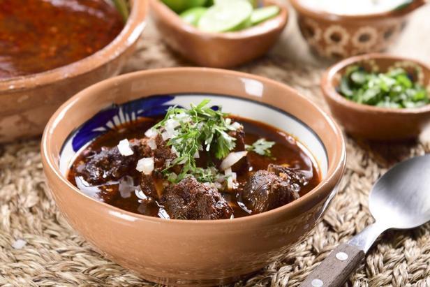 Фото Бирья: мексиканское рагу