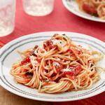 Итальянский томатный соус с базиликом для спагетти