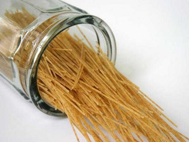 Цельнозерновые спагетти