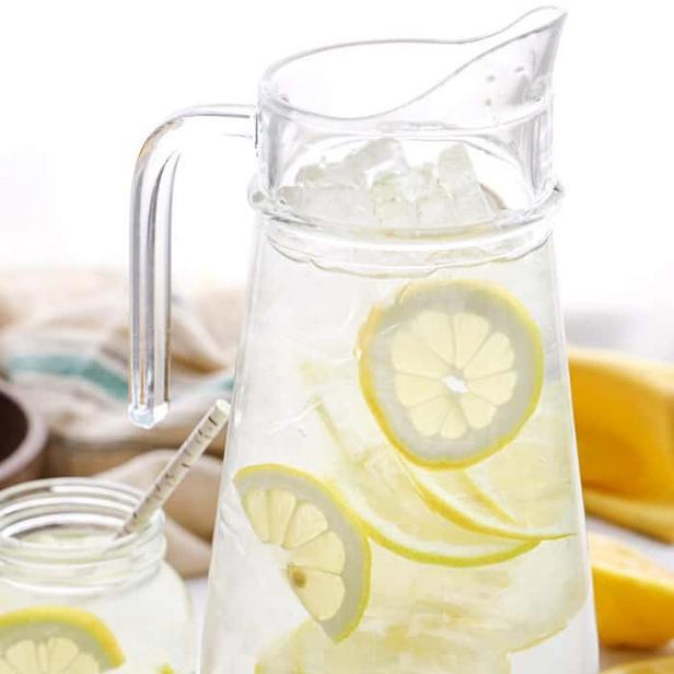 Фото Домашний лимонад
