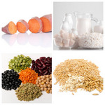 Продукты, содержащие полезные углеводы