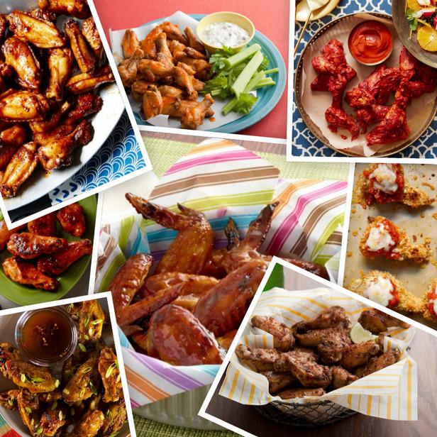 Фото Лучшие рецепты куриных крыльев, запеченных в духовке