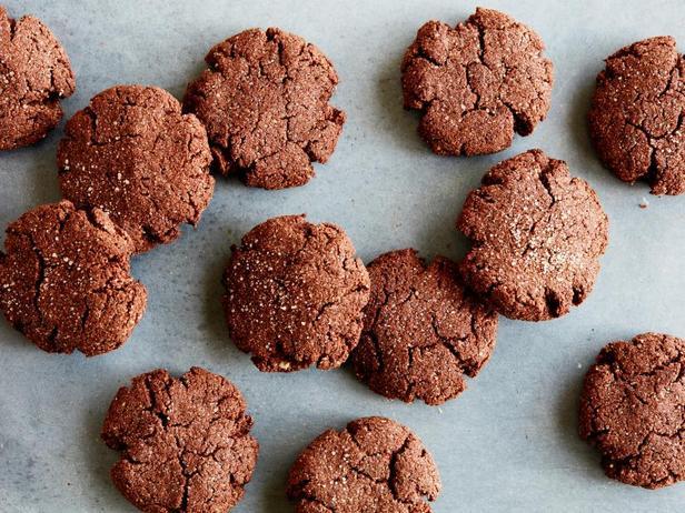 Мексиканское шоколадное печенье (кетодиета)