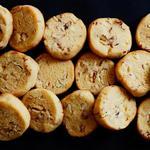 Миндальное песочное печенье (кетодиета)