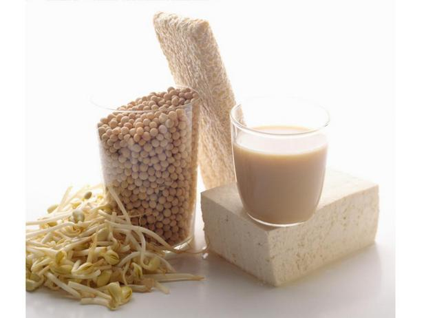 Тофу и другие соевые продукты
