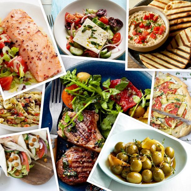 Фото Рецепты блюд средиземноморской диеты