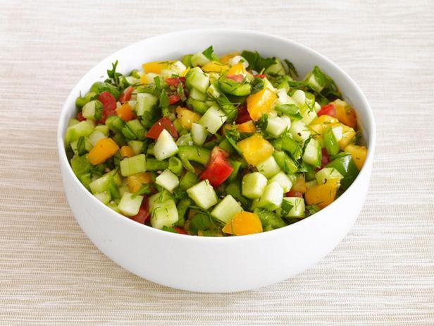 Рецепты блюд средиземноморской диеты