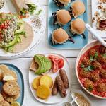 Вкуснейшие блюда с веганскими заменителями мяса