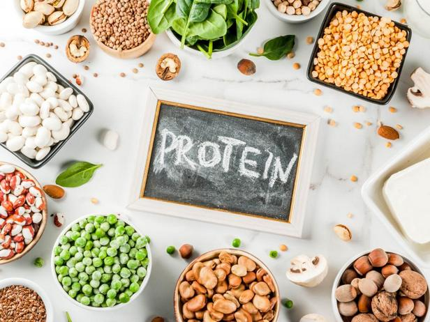 Лучшие источники растительного белка