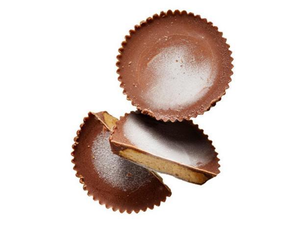 Конфеты из арахисовой пасты
