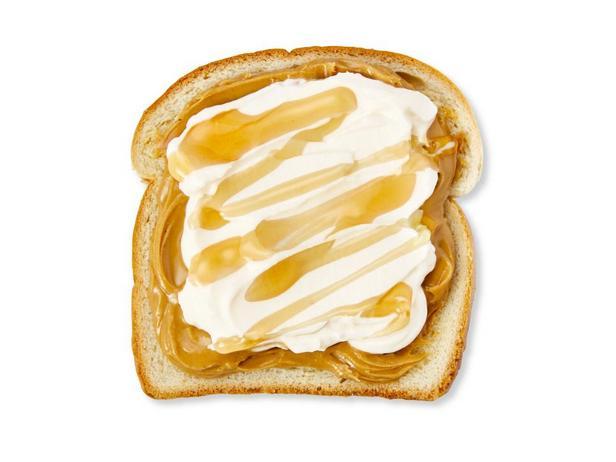 АП и греческий йогурт с медом