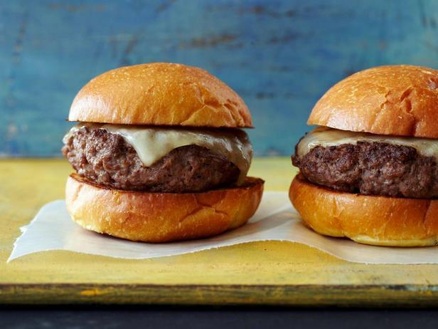 Идеальный бургер из говядины