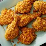 Хрустящая курятина в духовке