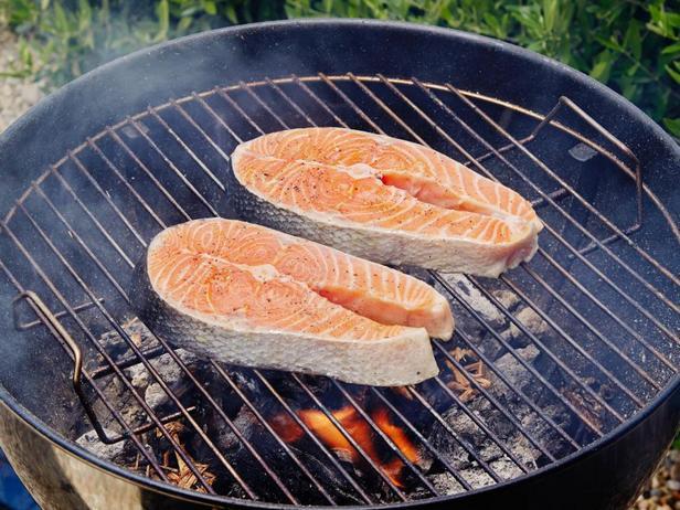 6 простых способов приготовить рыбу на гриле