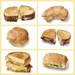 10 рецептов сырных тостов