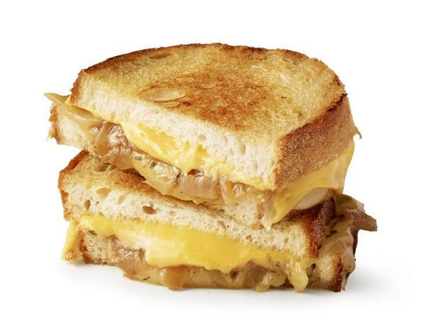 Французский луковый сырный тост от Джеффа Мауро
