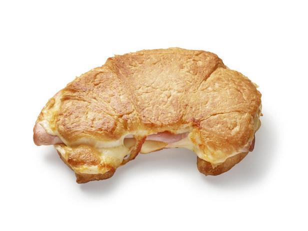 Парижский сырный тост