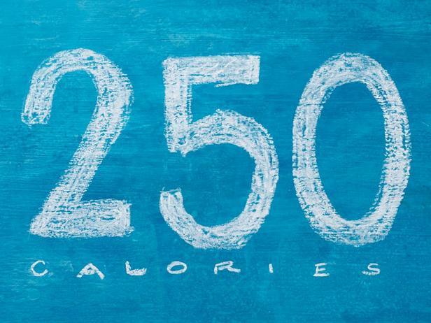 Фото Одно или другое: 250 ккал еды