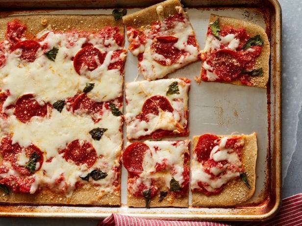 Фото Пицца на корже из киноа