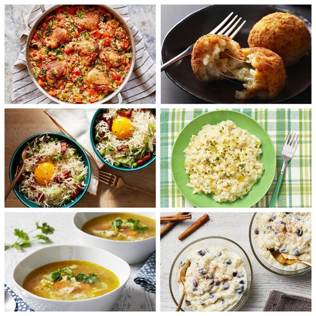 Фото 25 простых рецептов с рисом