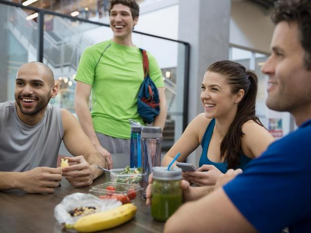 Что нужно есть до и после занятий спортом