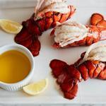Топлёное масло для омаров, крабов и моллюсков