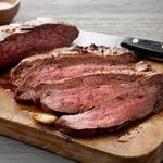 Правильный стейк из говядины