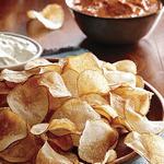 Настоящие чипсы со вкусом сметаны и лука