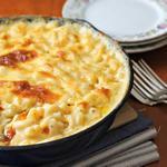 Макароны с сыром по-американски