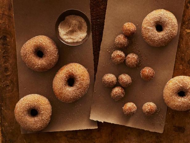 Фото Американские пончики