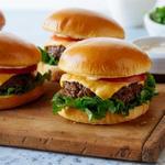 Сочные гамбургеры