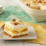 Торт без выпечки «Банановый сплит»