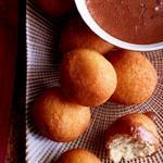 Шоколадный соус к пончикам