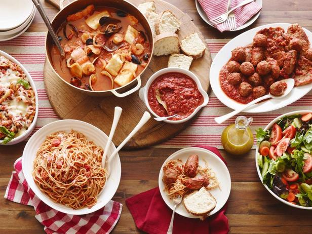 Фото 14 «итальянских» блюд, которые на самом деле не итальянские
