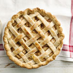 Осенний яблочный пирог