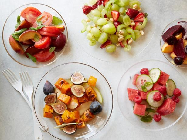 Фото Новые рецепты фруктовых салатов