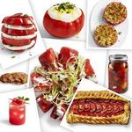 11 летних рецептов с помидорами