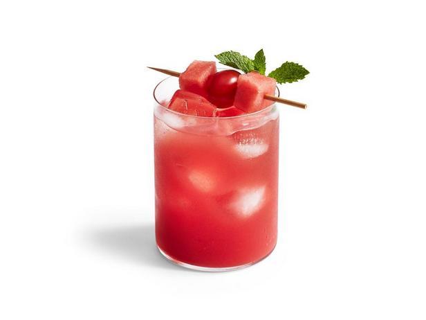 Томатно-арбузный коктейль