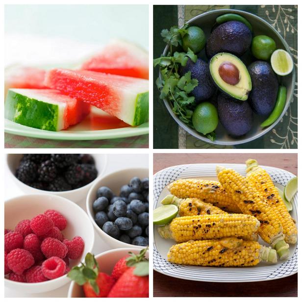 Фото 8 самых полезных летних продуктов