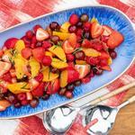 Фруктовый салат «Сангрия»
