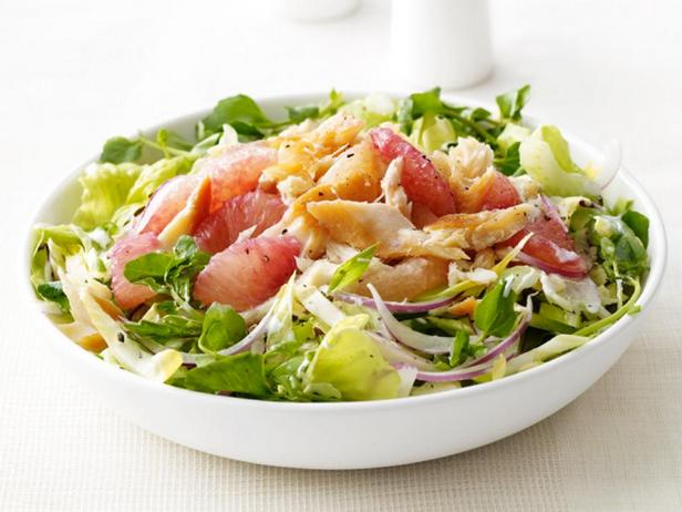 Рецепты полезных салатов на ужин