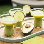 Замороженная «Маргарита» с авокадо