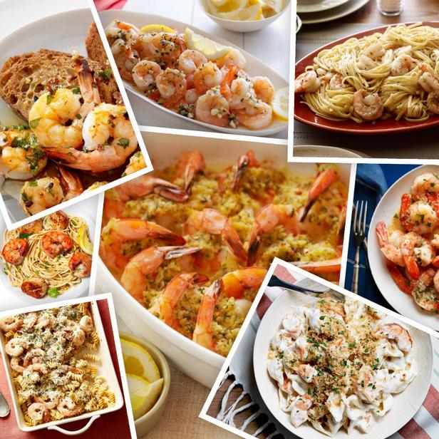 Фото Лучшие рецепты c креветками