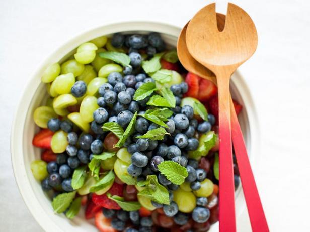 Лучшие рецепты фруктовых салатов