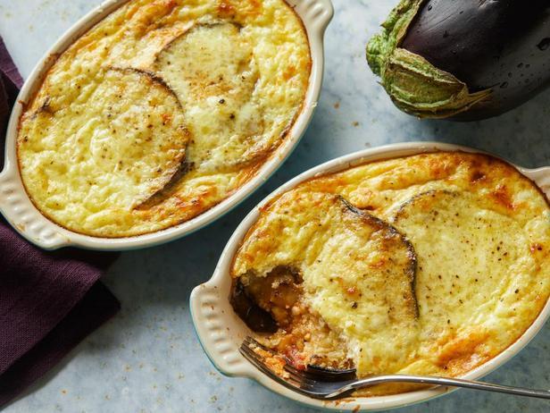 Лучшие рецепты с баклажанами