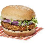 Копчёные вегетарианские бургеры