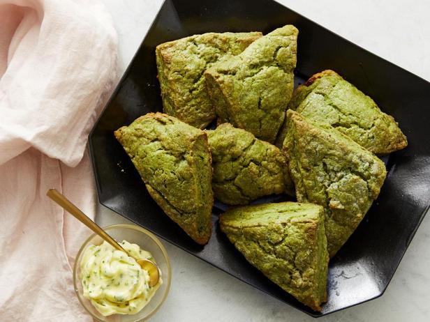 Сладкие и несладкие рецепты с чаем маття