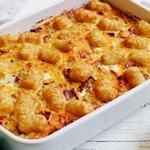 Картофельные пальчики с сыром, запечённые в духовке