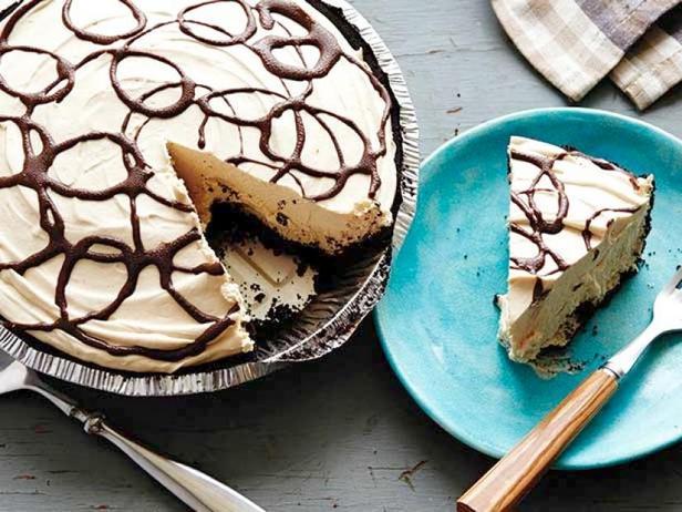 Замороженный арахисовый пирог