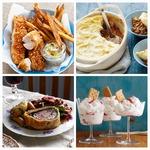 Рецепты британских блюд